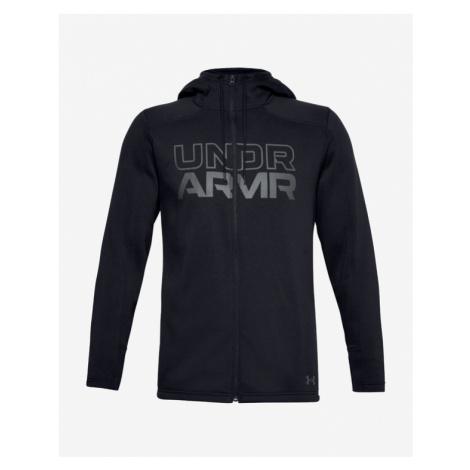 Under Armour Baseline Fleece Full Zip T-shirt Black