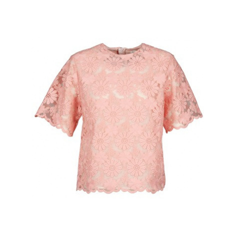 Manoush AFRICAN BLOUSE women's Blouse in Pink