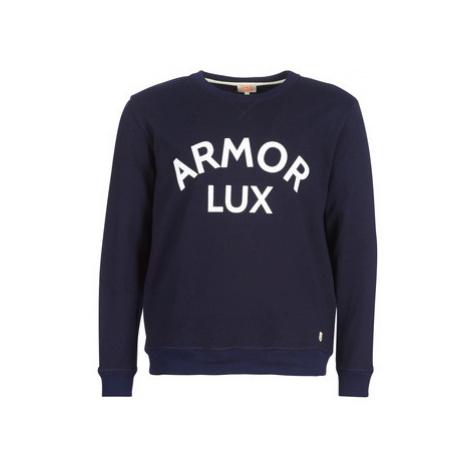 Armor Lux YIYILET men's Sweatshirt in Blue