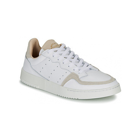 Adidas SUPERCOURT women's Shoes (Trainers) in White