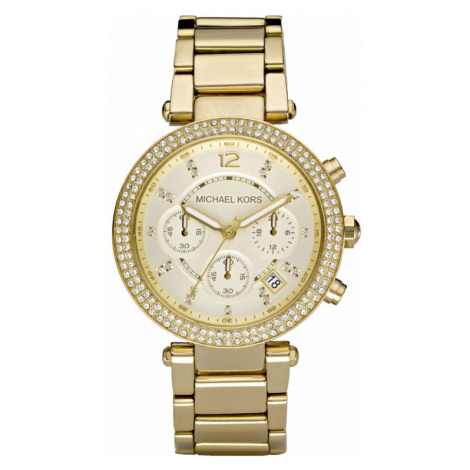 Ladies Michael Kors Parker Chronograph Watch MK5354