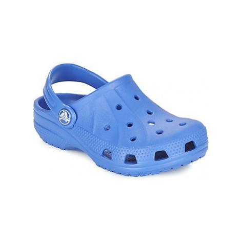 Crocs Ralen Clog K women's Clogs (Shoes) in Blue