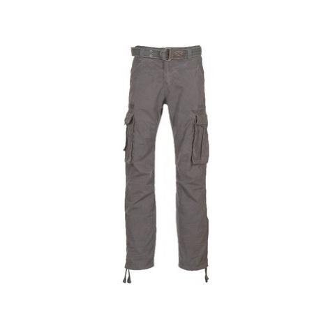 Deeluxe TROPERY men's Trousers in Grey