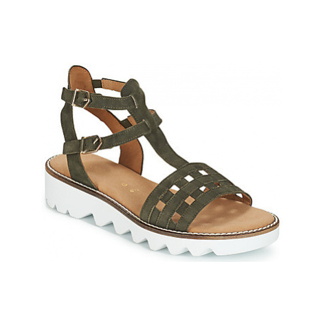 Gabor PARMELO women's Sandals in Kaki