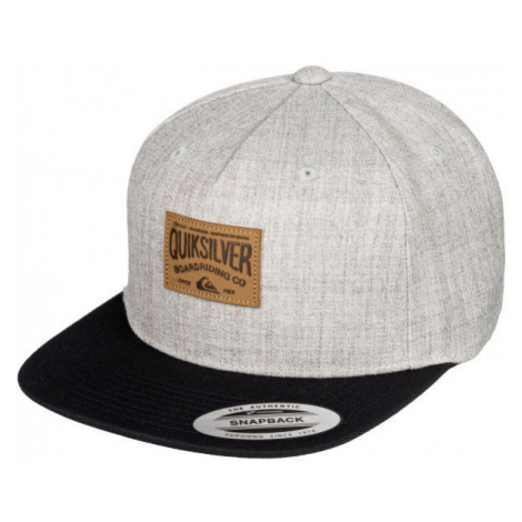 Quiksilver BILLSIDE grey - Boys' baseball cap