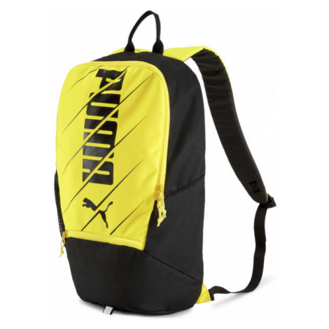 Puma FOTBALLPLAY BACKPACK yellow - Men's football backpack