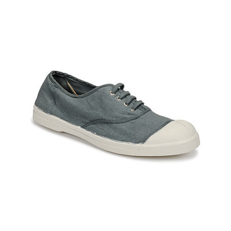 Bensimon TENNIS LACET women's Shoes (Trainers) in Grey