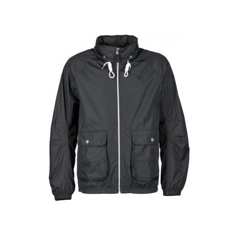 Timberland FRANKLIN HOODED JACKET men's in Black