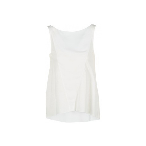 Desigual ROMINESSA women's Vest top in White