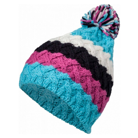 Lewro CLEFAIRY white - Girls' knitted hat