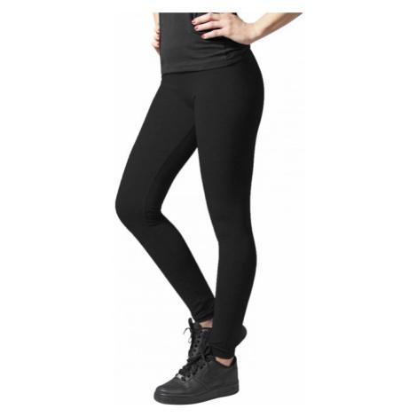 Urban Classics Ladies Jersey Leggings black