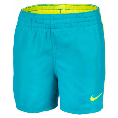 Nike ESSENTIAL LAP BOYS' SHORT blue - Boys' swimming shorts