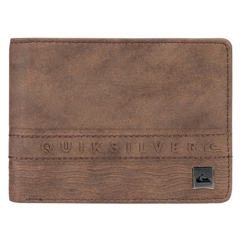 wallet Quiksilver Everyday Stripe III - BRN/Chocolate - men´s