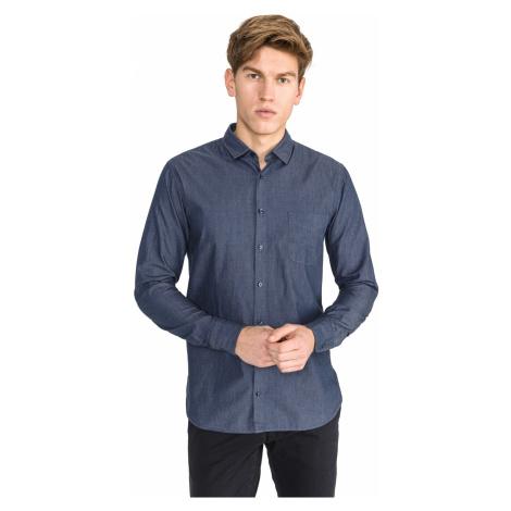 BOSS Magneton Shirt Blue Hugo Boss