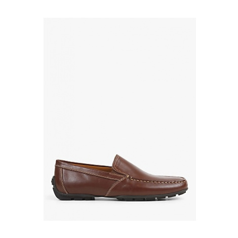Geox Moner Leather Loafers