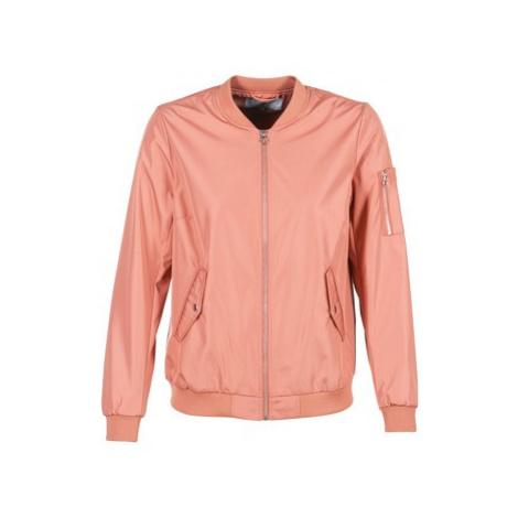 Vila VIMADDIE women's Jacket in Pink