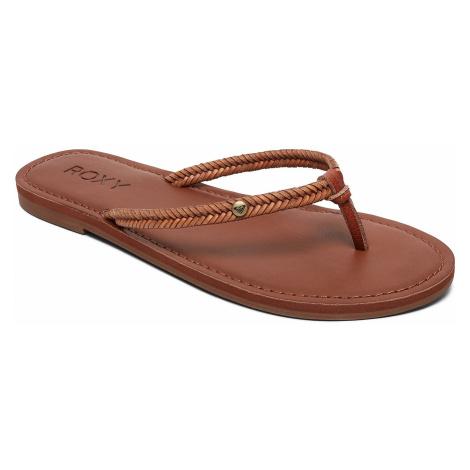 flip flops Roxy Misty - BRN/Brown - women´s