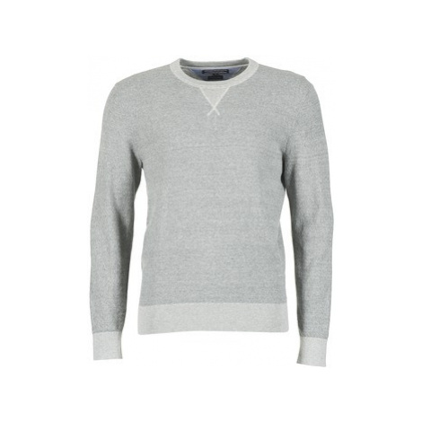 Tommy Hilfiger TWISTED RICECORN men's Sweater in Grey