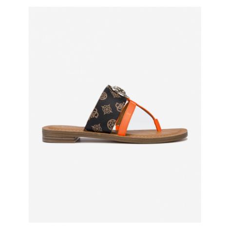 Guess Genera Flip-flops Brown