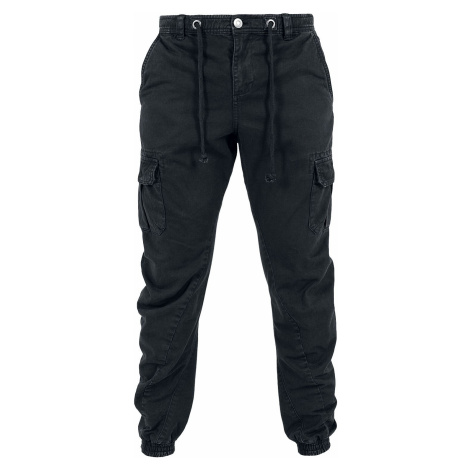 Urban Classics Cargo Jogging Pants Cargo Trousers black