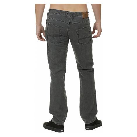 trousers Quiksilver Canvas 5 - KTE0/Dark Gray
