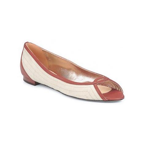 Azzaro JOUR women's Shoes (Pumps / Ballerinas) in Beige