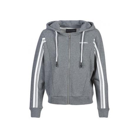 Diesel VERTIX women's Sweatshirt in Grey