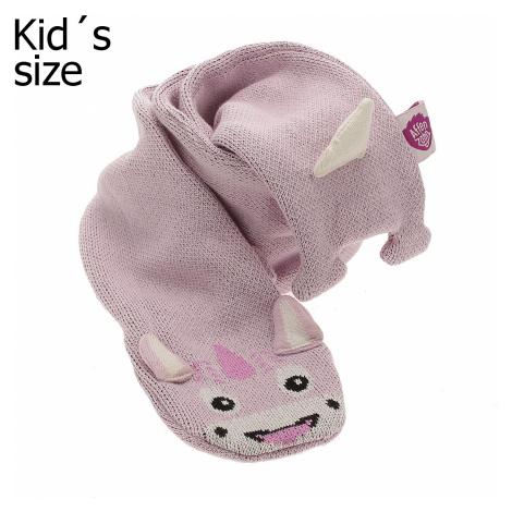 scarf Affenzahn Ulrike Unicorn - Pink - kid´s