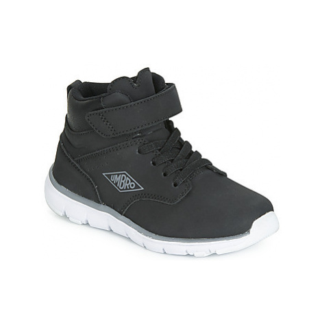 Umbro HORDOCK VLC boys's Children's Shoes (High-top Trainers) in Black