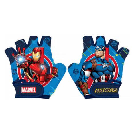 Disney AVENGERS - Children's cycling gloves