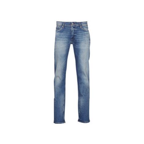 Teddy Smith REEPLE ROCK men's Skinny Jeans in Blue