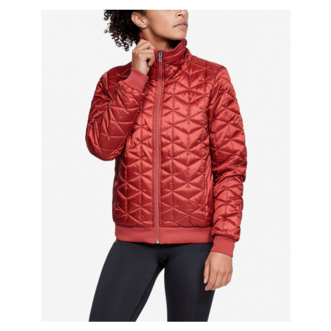 Under Armour ColdGear® Reactor Performance Jacket Red
