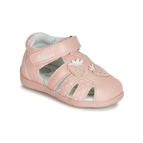 Chicco GENTILINA girls's Children's Shoes (Pumps / Ballerinas) in Pink