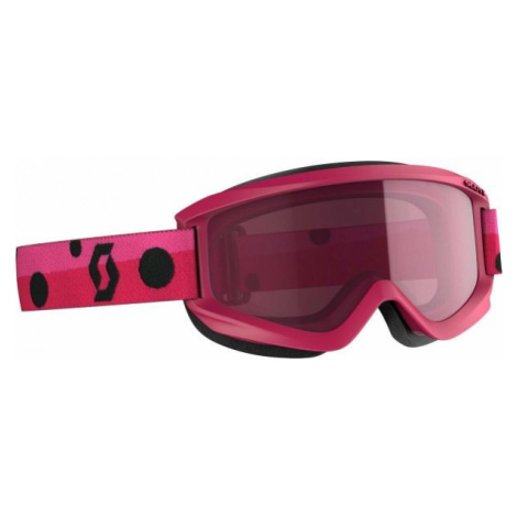 Scott AGENT JR AMPLIFIER pink - Kids' ski goggles