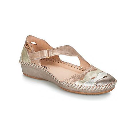Pikolinos P. VALLARTA 655 women's Shoes (Pumps / Ballerinas) in Silver