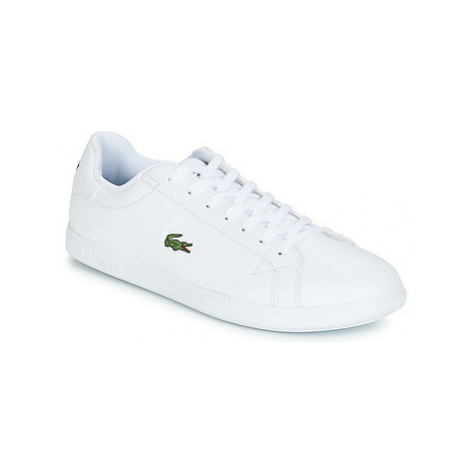 Lacoste GRADUATE BL 1 men's Shoes (Trainers) in White