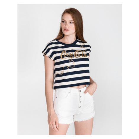 Pinko Ginepro T-shirt Blue White