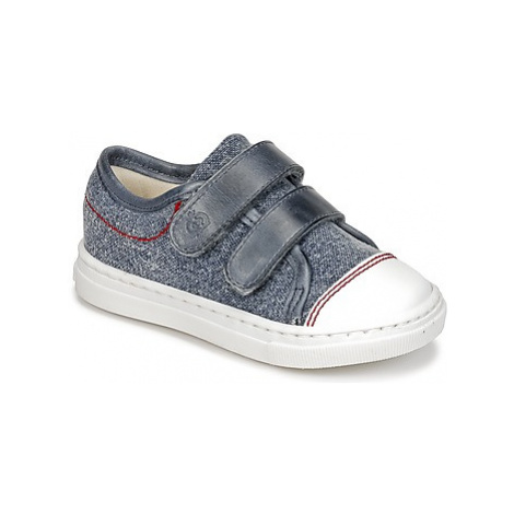 Citrouille et Compagnie INACUFI boys's Children's Shoes (Trainers) in Grey