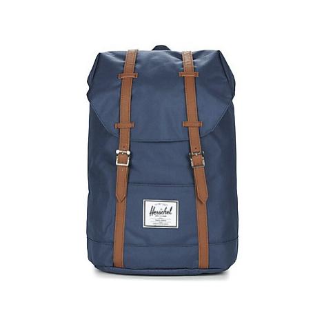 Herschel RETREAT men's Backpack in Blue