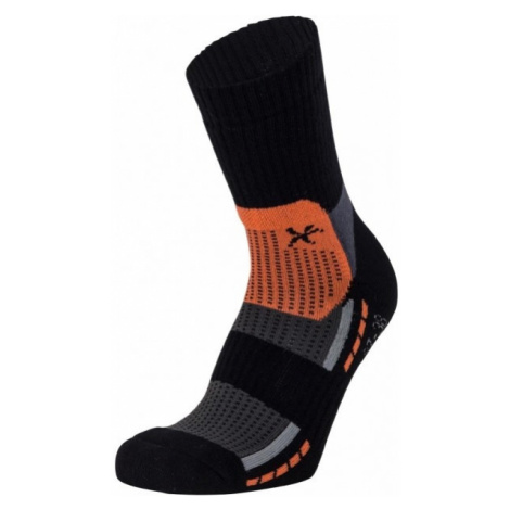 Klimatex TREKKING black - Functional trekking socks