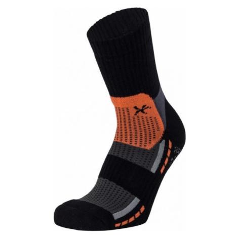 Klimatex TREKKING grey - Functional trekking socks