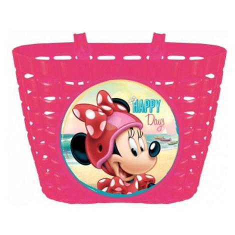Disney BASKET pink - Bicycle basket