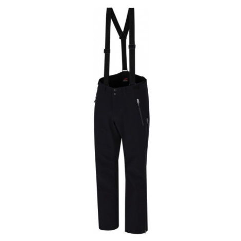 Hannah SAMWELL black - Men's softshell trousers