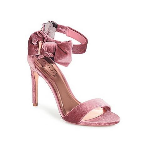 Ted Baker TORABEL women's Sandals in Pink