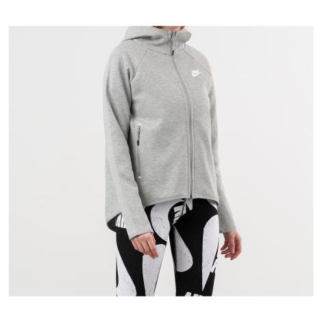 Nike Sportswear Tech Fleece Cape Dark Grey Heather/ Matte Silver/ White