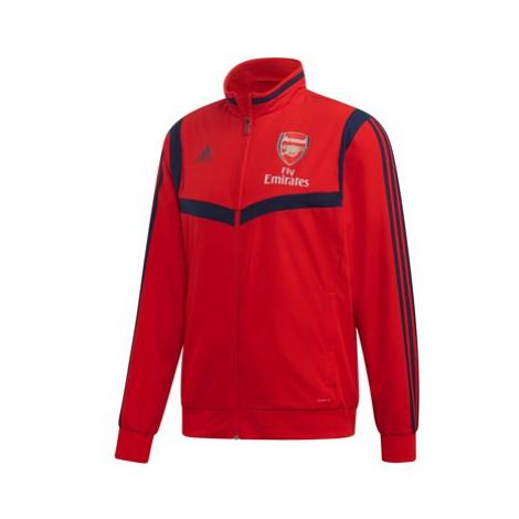 Arsenal Pre Match Jacket - Red Adidas