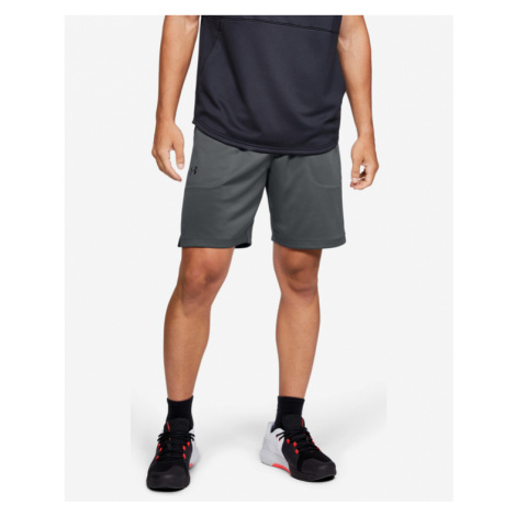 Under Armour MK-1 Warm-Up Short pants Grey