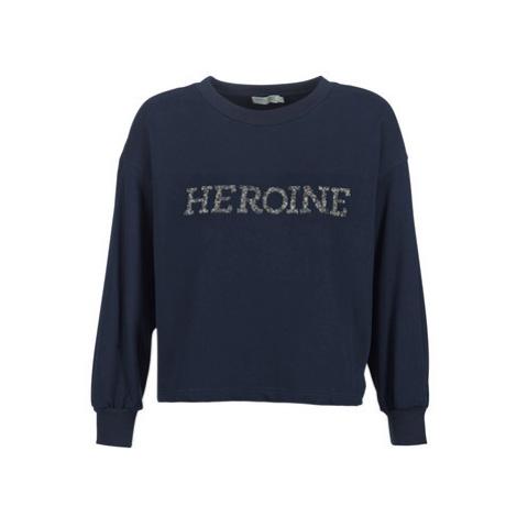 See U Soon 9212037 women's Sweatshirt in Blue