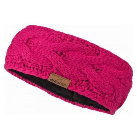 Reaper NORA pink - Winter headband