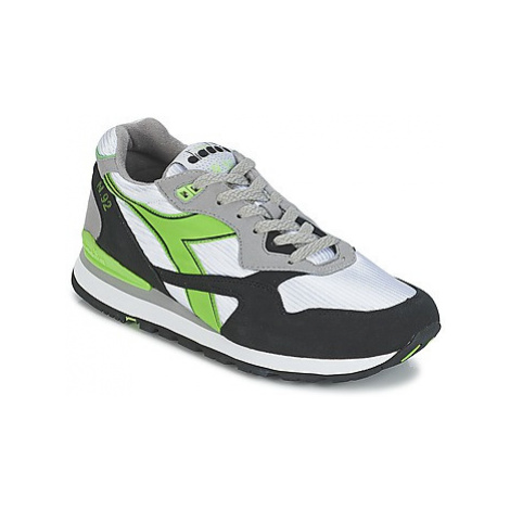 Diadora N-92 women's Shoes (Trainers) in Multicolour